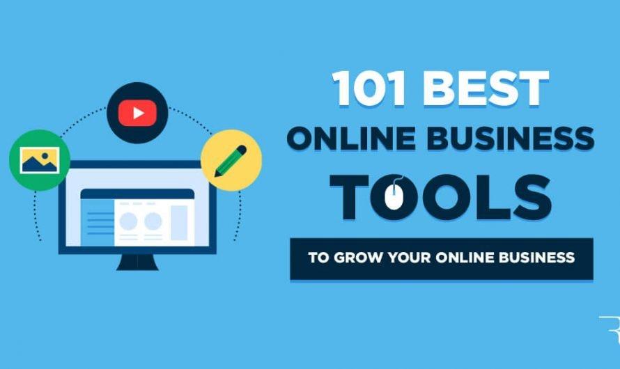 104 Outils essentiels pour votre business en ligne en 2021