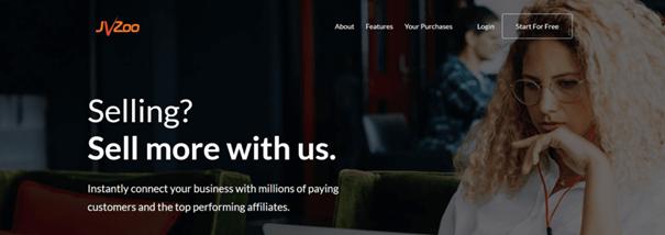 Jvzoo plateforme d'affiliation