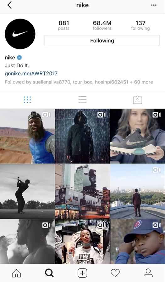 Poster tous les jours sur Instagram
